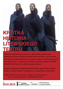 Teatr plakat